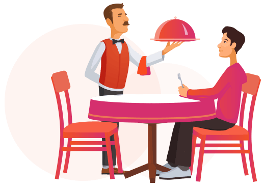 digital waiter app, Restaurant Waiter App, best software for restaurants, toran restaurant, food delivery app development, food delivery companies in hyderabad,